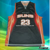 Cheap Reversible Basketball Jerseys with Sublimation Printing (BA-33)