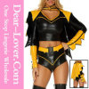 Wholesale Carnival Halloween Adult Super Hero Costume