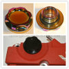 CNC Aluminum Neo Chrome Engine Oil Cap Fuel Filler Tank Cover