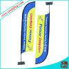 Custom High Quality Teardrop Feather Flag Banner