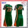 Ozeason High Quality Custom Design Basketball Jersey Uniform
