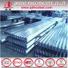 Hot Dipped SGCC 28gauge Z150 Zinc Coated Corrugated Sheet