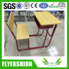 Classroom Single Bench with Desk for School Furniture (SF-106S)