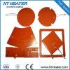 12V Round Silicone Rubber Heater