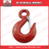 Alloy Steel S320 Eye Hoist Hooks with Safety Latch