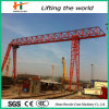Single Beam Truss Type Gantry Crane