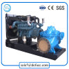 Diesel Engine Irrigation Split Case Flood Water Pump