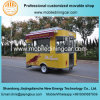 New Design High Quality Food Trailer with Ce for Sale