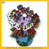 Soft Enamel Colorful Earth Design Label Pin