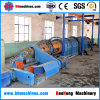 High Efficient Tubular Type Steel Wire Rope Stranding Machine in Cable Manufacturing Equipment