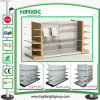 Hole Back Panel Supermarket Display Shelving