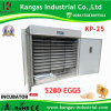 CE Approved Chicken Incubator/Egg Hatching Machine for Sale