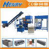 China Top Quality Qt4-20 Automatic Hydraulic Cement Concrete Hollow Block Making Machine/ Paving Block Making Machine
