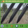 New Zealand Steel Field Fence Y Post Black Bitumen Star Pickets
