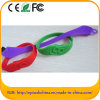 Custom Logo Freely Silicone Bracelet USB Pendrive Promotional Gift (EG603)