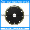 High Speed Turbo Wave Saw Blade for Cutting Hard Rock
