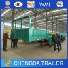 3 Axle 40 Ton Side Wall Side Panel Cargo Trailer