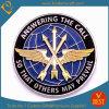 Custom Hawk with Arrows Metal Souvenir Coin