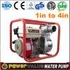 Genour Power 2inch High Pressure Gasoline Engine Gx200 Clear Water Pump Zh20wp