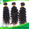 Deep Wave 100% Brazilian Human Virgin Remy Hair Weft