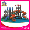 Caesar Castle Series 2017 Latest Outdoor/Indoor Playground Equipment, Plastic Slide, Amusement Park GS TUV (KC-008)