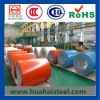 Color Coated Galvanized/Galvalume Steel in Coil