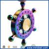 Factory Sale Rudder Copper Fidget Spinner