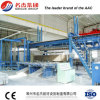 Automatic Aerated Concrete Block Making Machine With400000m3 Year