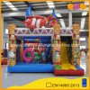 Iinflatable Jumping Bed Clown Fish Inflatable Combo with Slide (AQ01760)