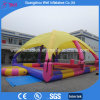 Inflatable Toys Pool with Cover Swimming Pool Equipment Inflatable