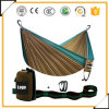 China Portable Parachute Nylon Fabric Travel Camping Hammock
