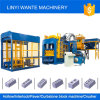 Wante Machinery Qt4-15 Curbstone/Paver/Interlocking Brick Block Machine