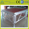 Stage Equipmrnt Adjustable Aluminum Stage for Fashion Show