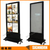 LED Panel Picture Frame Floor Stand