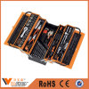 85PCS Combination Hand Tool Socket Sets with Case Box