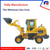 High Quality 1.8t Capactiy Mini Backhoe Wheel Loader (PL916)