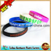 Colourful Printing Silicone Wristband with Th-07