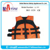 Good Quality Orange Color EPE Foam Offshore Life Vest