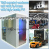 Wall Mounted Condenser Unit Walk in Freezer with High Density PU