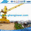 Coal Handling Electric Grab Ship Deck Crane
