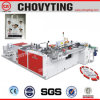 Fully Automatic Bottom Seal Soft Loop Handle Bag Making Machine