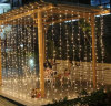 3*3m 300LEDs Waterproof LED Christmas Curtain String Light
