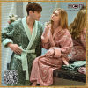 Couple Bathrobes, High Quality Bathrobes, Cotton Velour Bathrobes