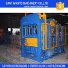 Qt10-15 Automatic Cement Concrete Hollow Paver Curbstone Habiterra Block Machine