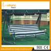 High Quality Polyester Fabric Patio Rattan Hanging Swing Chair
