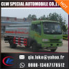 FAW Inox Aluminium Alloy Gasoline Loading Fuel Oil Tanker Truck for Sale