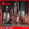 Ce Approved Vodka Distillery for Sale 300gal Steam Heated Reflux Column Still Whisky Rum Gin Vodka Brandy Spirit Process to Make Ethanol