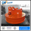Dia-1500mm Circular Type Excavator Lifting Magnet for Lifting Scraps with 75% Duty Cycle Emw-150L/1-75