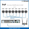 720p 8channel P2p HDMI BNC Video Recorder Ahd DVR
