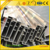 Custom 6063 Aluminium Aluminum Extrusion Profile for Facade